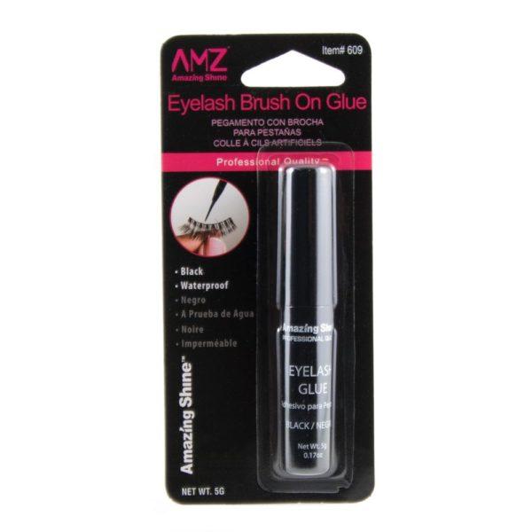 Amazing Shine Brush On Lash Glue - Black