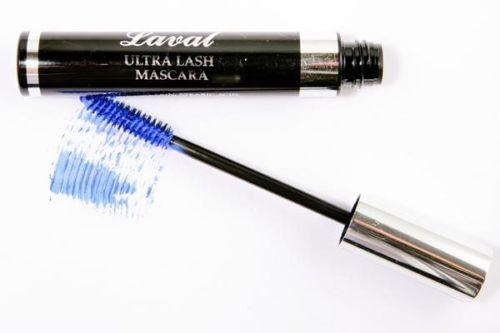 laval mascara light blue