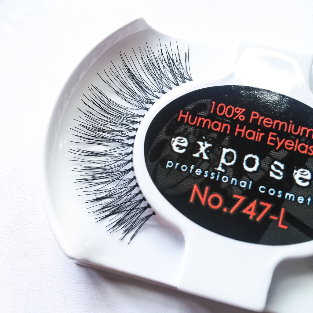 Exposed Lashes – #747-L