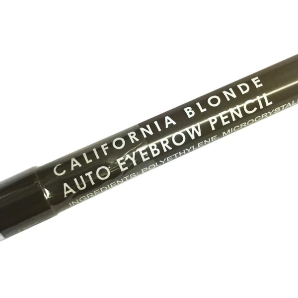 Blonde Auto Brow liner close up