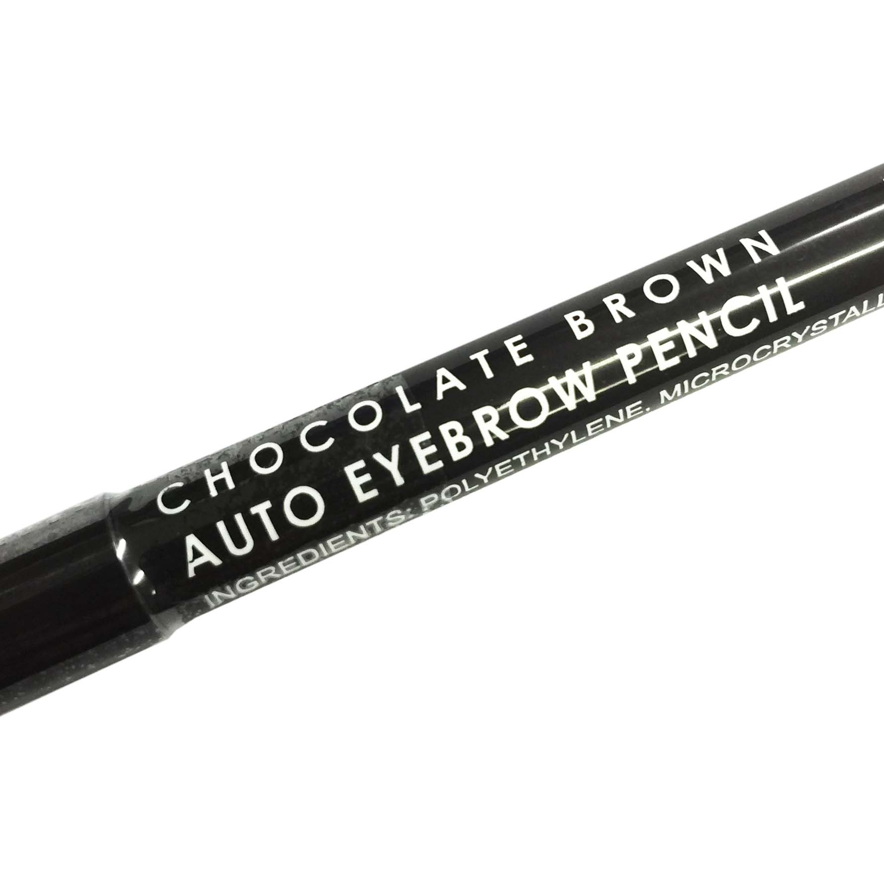 Exposed Cosmetics – Auto Brow Pencil – Chocolate Brown