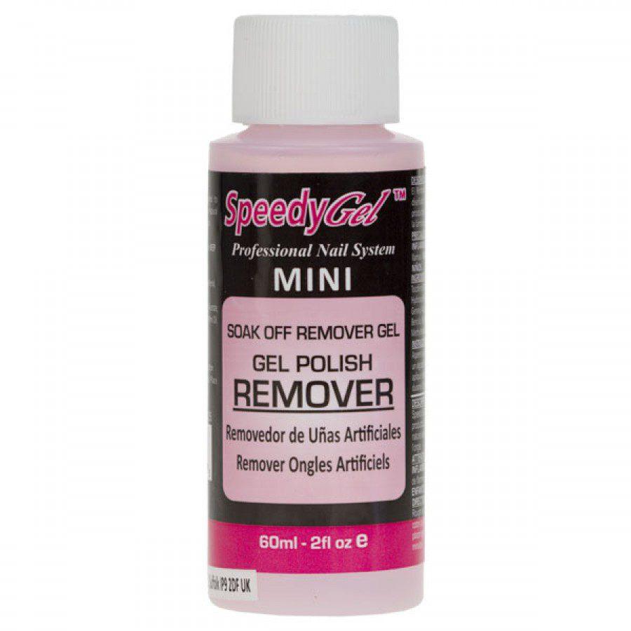 Speedy Gel - Gel Nail Polish - Remover - Just Essentials