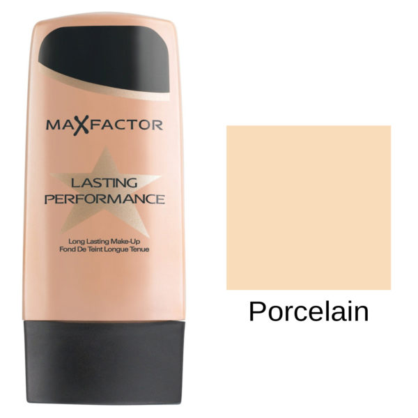 lasting performance - porcelain