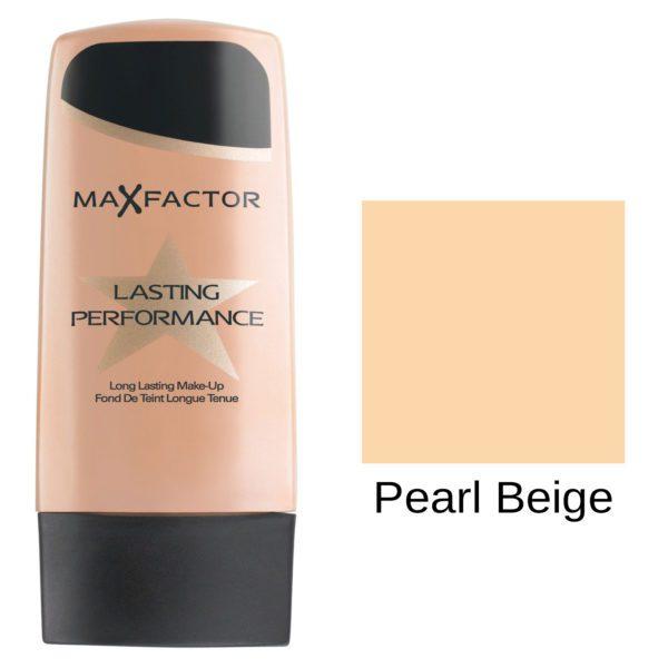 lasting performance - pearl beige