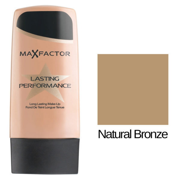 lasting performance - natural bronze