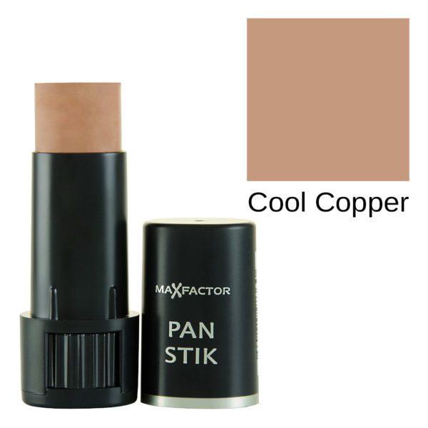 max factor pan stik - cool copper