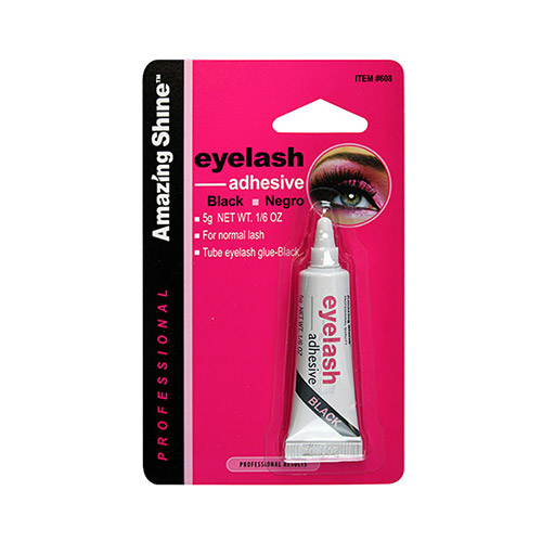 Amazing Shine Lash Glue Tube - Black