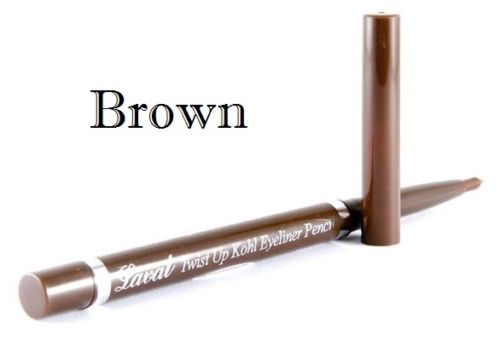 twist up brown