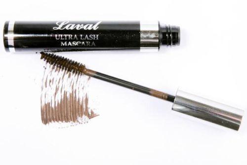 laval mascara brown