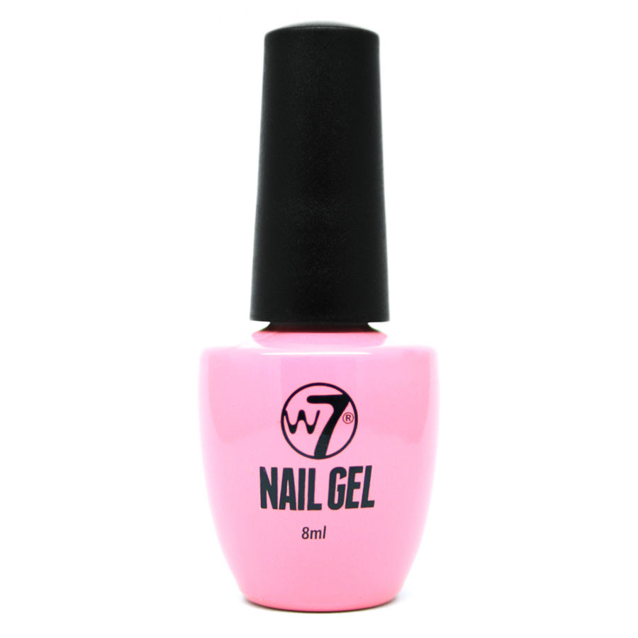 W7 Nail Polish 76 Its Pink - Creative Touch