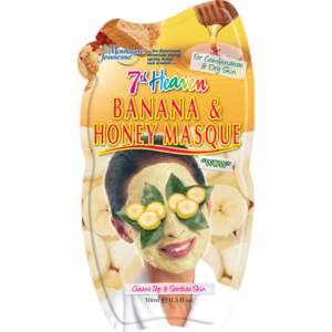 7th Heaven Face Mask – Banana & Honey