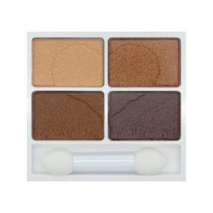 W7 Very Vegan – Eyeshadow Quad – Autumn Ambers