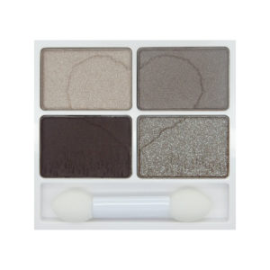 W7 Very Vegan – Eyeshadow Quad – Warm Winter