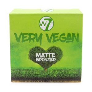W7 Very Vegan – Matte Bronzer