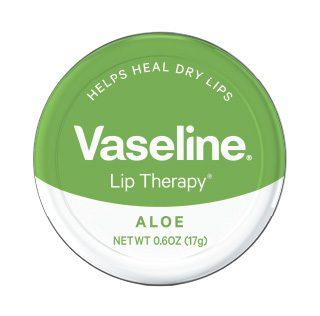 Vaseline Lip Care Tin - Aloe Vera