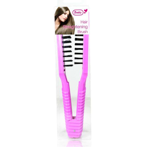 Pretty Hair Straightening Brush