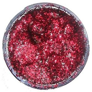 Snazaroo Glitter Gel – Red