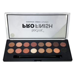 Technic – Pro Finish Eyeshadow Palette – Toffee