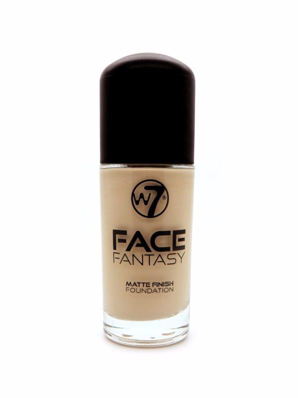 W7 Face Fantasy Foundation - Medium Beige