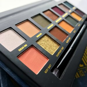W7 Cosmetics – On The Rocks Eyeshadow Palette
