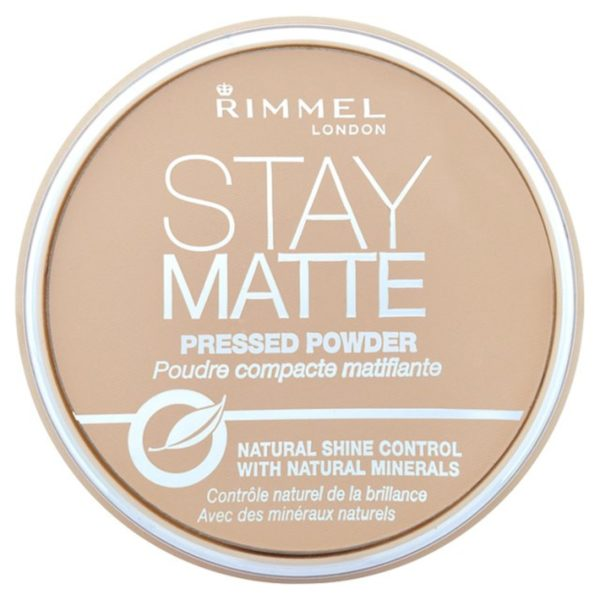 Rimmel Stay Matte Pressed Powder 006