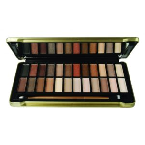 Technic Cosmetics – Treasury Palette – Gold No.1