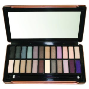 Technic Cosmetics – Treasury Palette – Bronze No.2