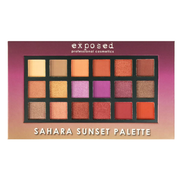 Sahara Sunset Palette