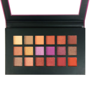 Exposed Cosmetics – Sahara Sunset Eyeshadow Palette