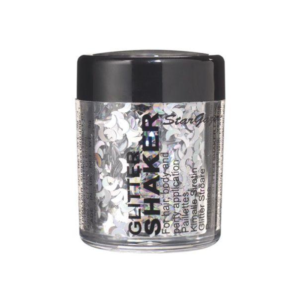 Stargazer Glitter Shaker - Shapes