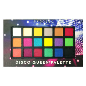 Exposed Cosmetics – Disco Queen Eyeshadow Palette