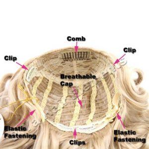 BiYa Half Head Wig (3/4 wig)