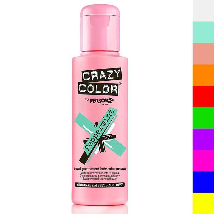 Crazy Colour Hair Dye Crazy Colour Dye Just Essentials
