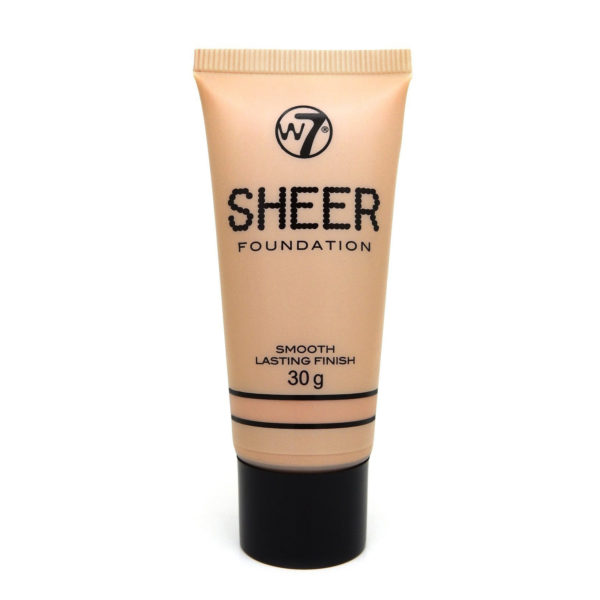 W7 Sheer Foundation
