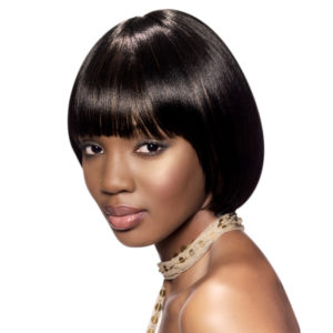 Sleek Fashion Synthetic Wig – Vogue