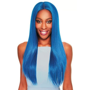 Sleek Spotlight 101 Lace Part Synthetic Wig – Diamond
