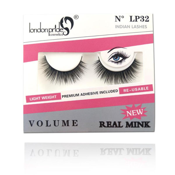London Pride - Real Mink Lashes