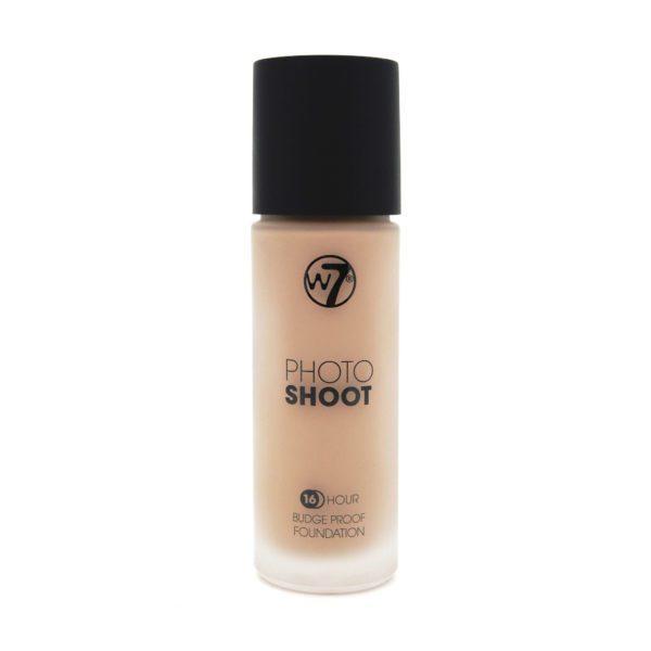 W7 Cosmetics - Photoshoot Foundation