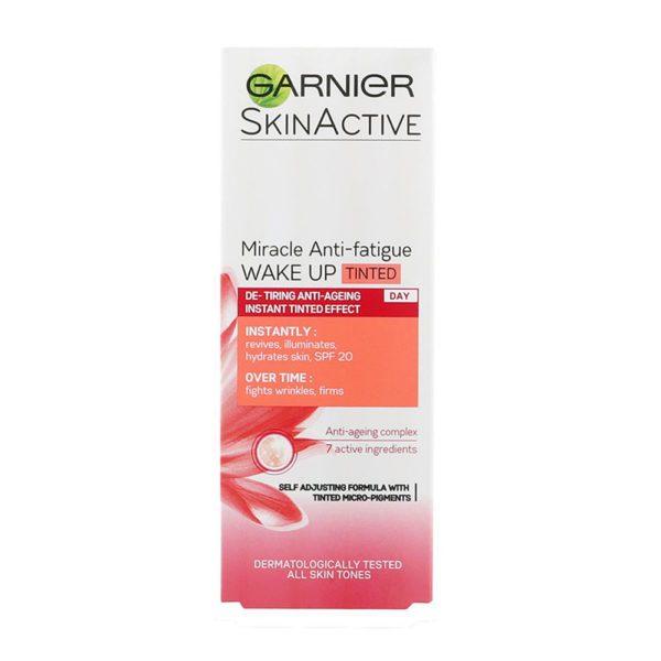 Garnier Skin Active Miracle Anti-fatigue Tinted Cream