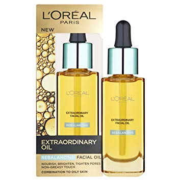 L'Oreal Paris Extraordinary Re-balancing Facial Oil