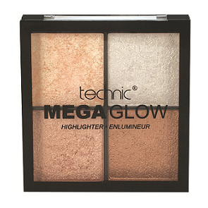 Technic Mega Glow Highlighter Quad