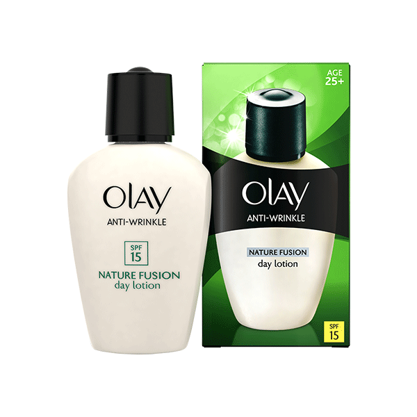 Olay Nature Fusion Anti wrinkle Day lotion