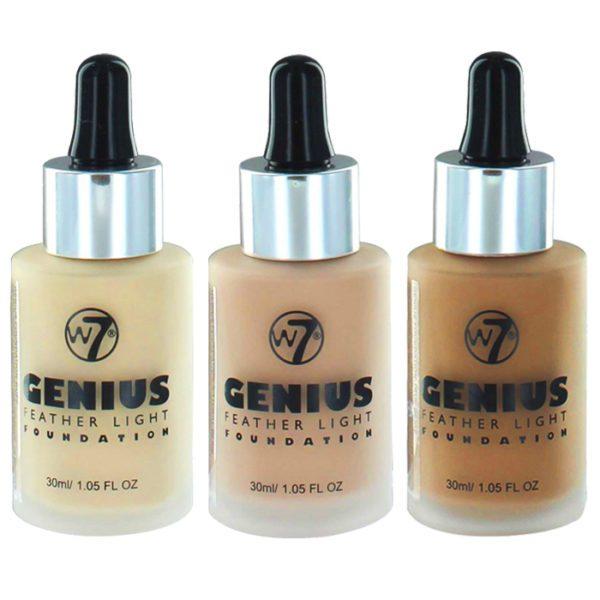 W7 Cosmetics - Genius Foundation