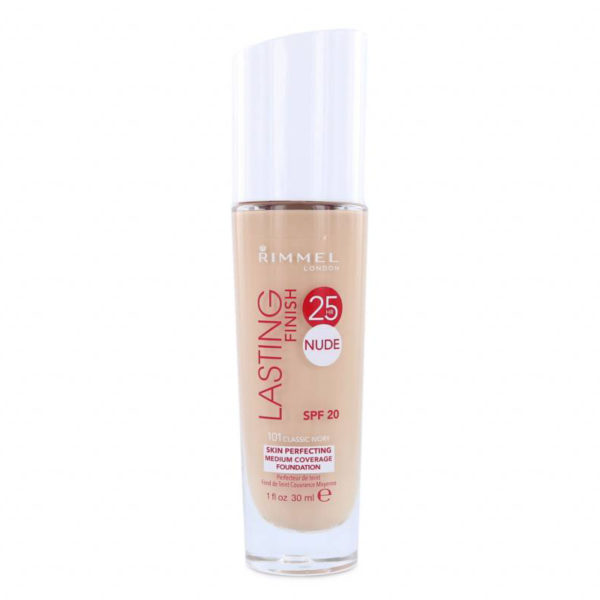 Rimmel Lasting Finish 25 Hour Nude Foundation