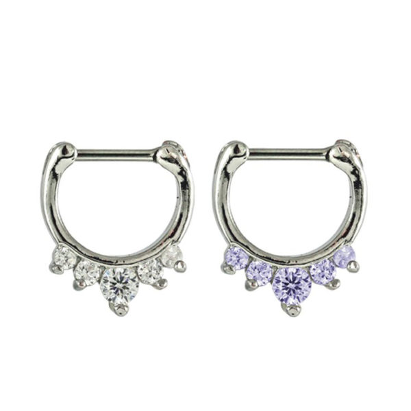 Septum Clicker - Jewelled