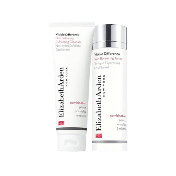Elizabeth Arden Visible difference Skin Balancing Duo