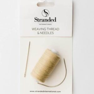 Stranded Weaving Thread & Needles