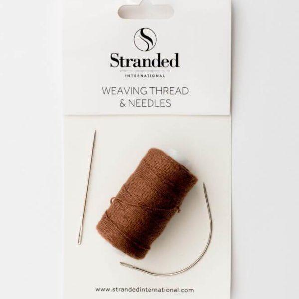 Stranded Weaving Thread & Needles