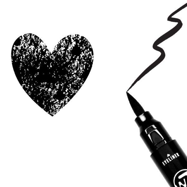 W7 Love Line Eyeliner & Stamp