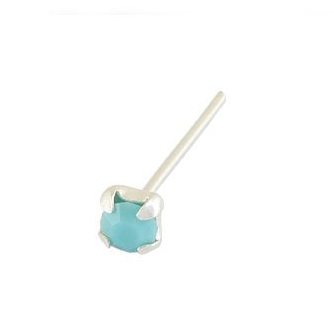 Nose Pin - Turquoise Set
